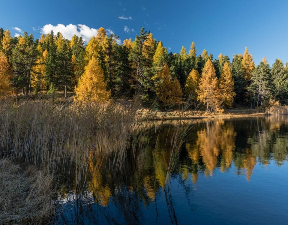 Lej da Stax im Herbst