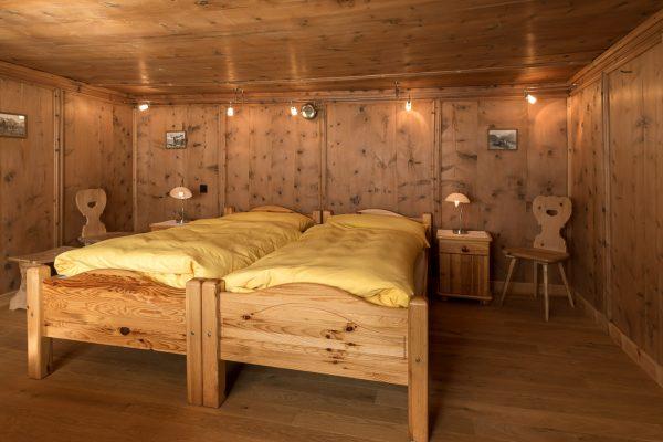 Schlafzimmer Chesa Meuli