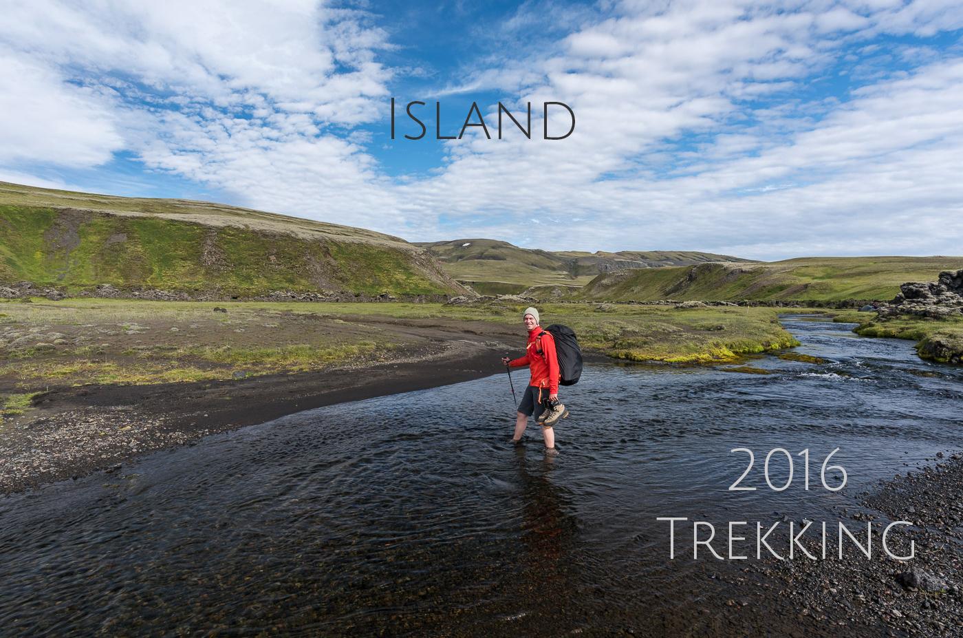 Island Trekking 2016