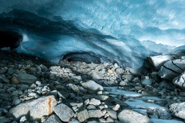 Gletscherhöhle Val Roseg