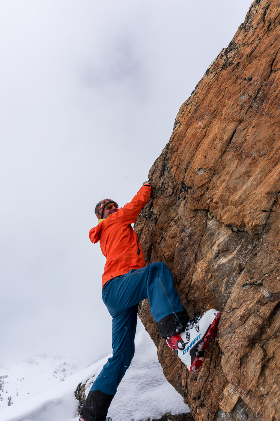 Boulder Pause