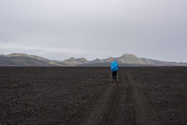 Trekking im Hochland