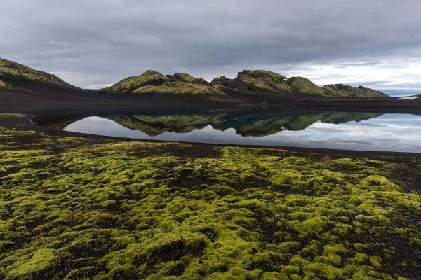 Gebiergskette Grænifjallgarður