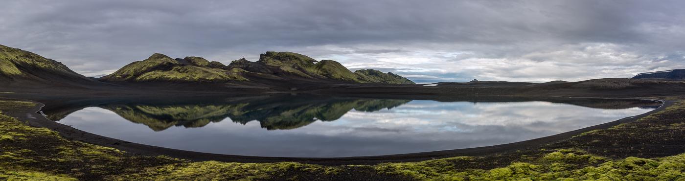 See zwischen Blautulón und Sveinstindur