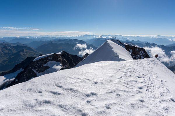 Piz Palü Gipfel