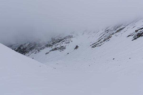Blick zurück ins Val Sassa
