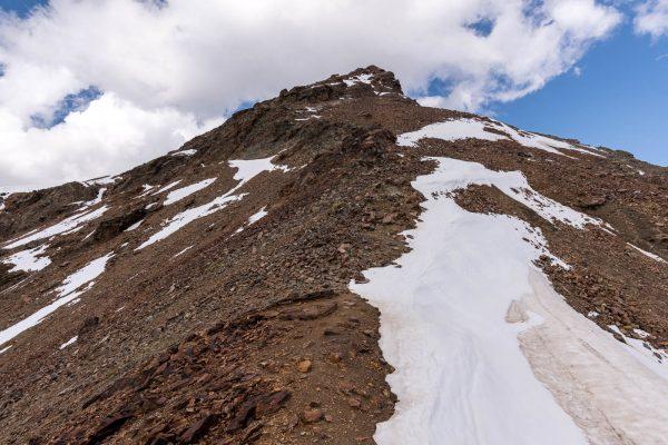 Route zum Silvrettahorn