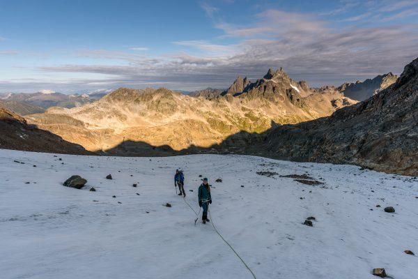 Klostertaler Gletscher