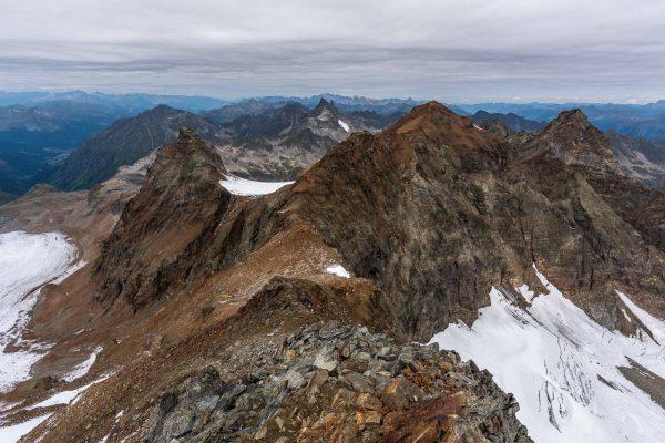 Überschreitung Schneeglocke - Silvrettahorn