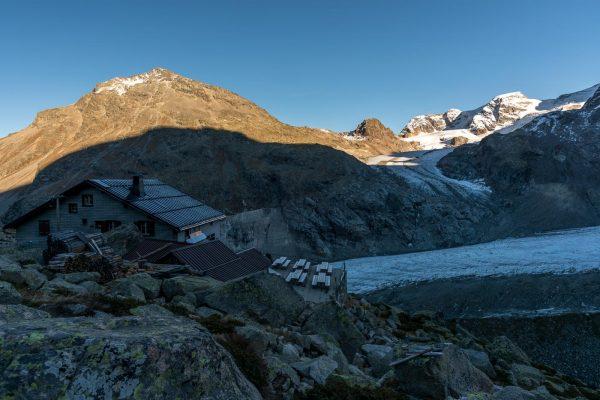 Bovalhütte SAC