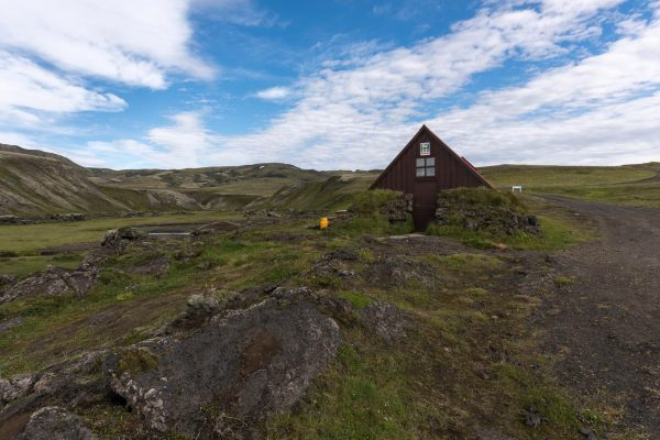 Skælingar Haupthütte