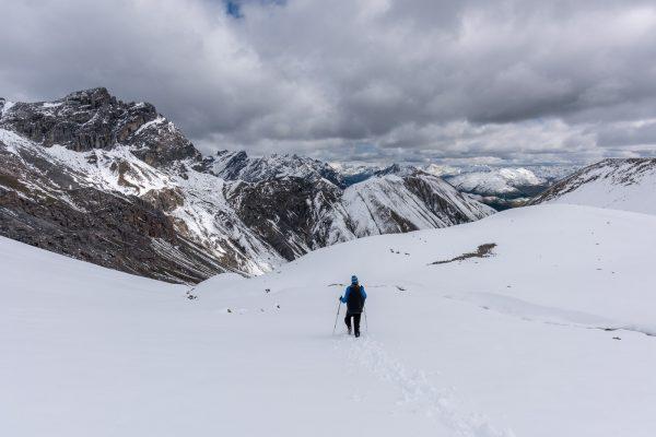 Abstieg Richtung Livigno