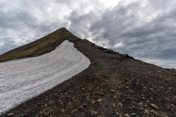 Abstieg Richtung Skaftá