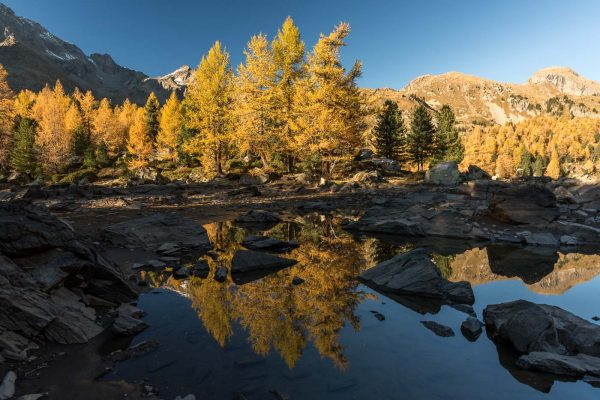 Herbst im Val da Camp