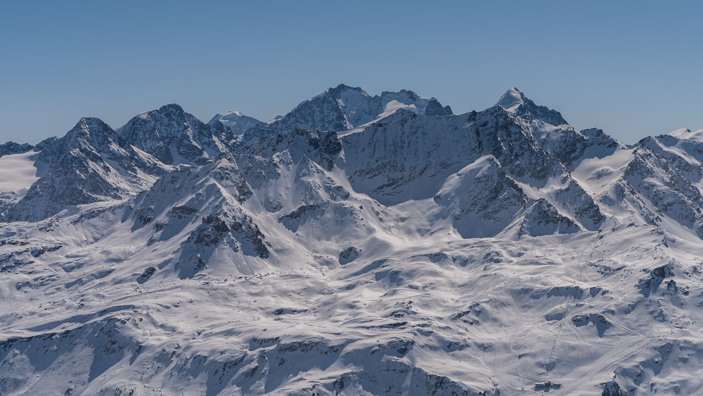 Bernina Massiv