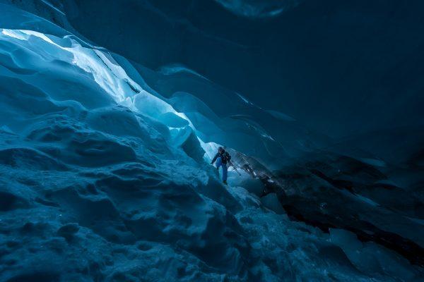 Höhlen Erforschung