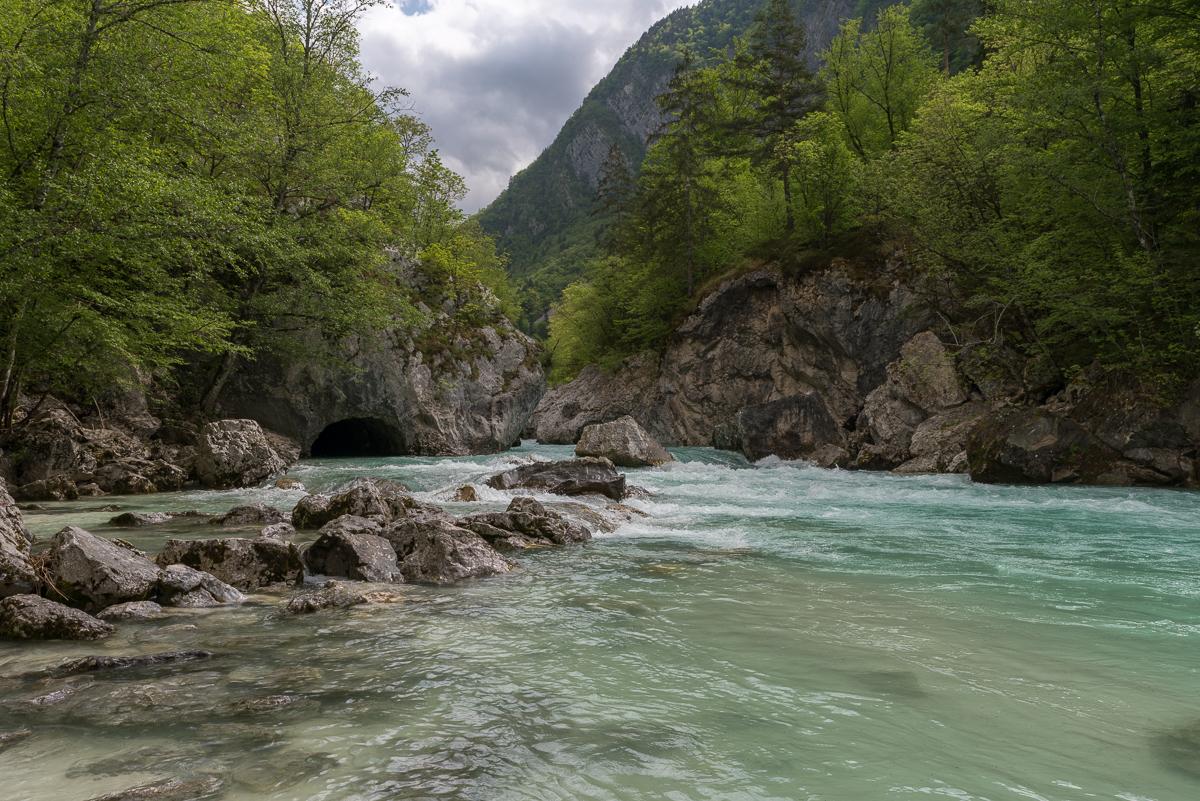Einstiegsstelle Žičnica Goloba