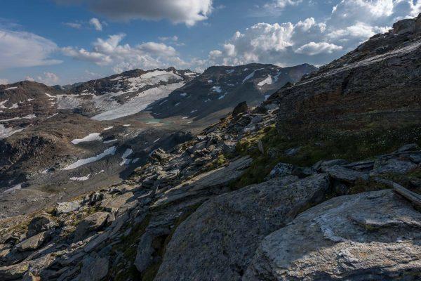 Abstieg vom Fanellhorn