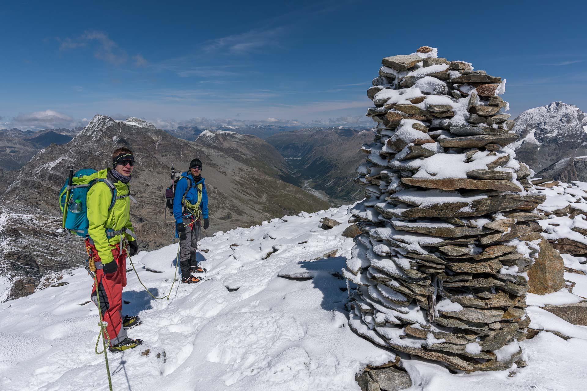Gipfel Il Chapütschin