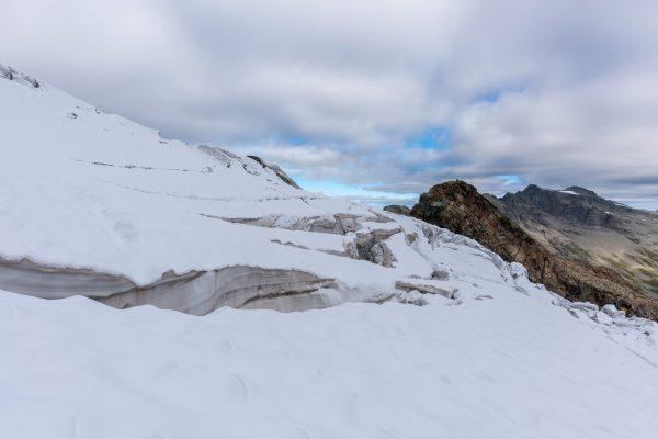 Gletscherlabyrinth