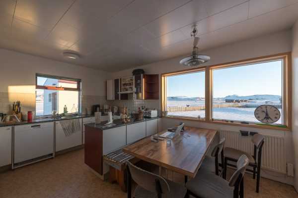 Unsere Küche und Esszimmer
