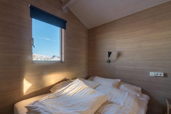 Cottage – Schlafzimmer