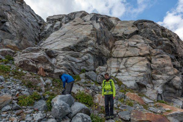 Unser Klettergarten