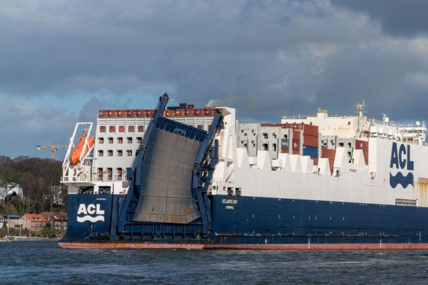 Rettungsboot für 47 Personen