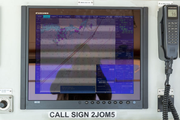 Kontroll Bildschirm