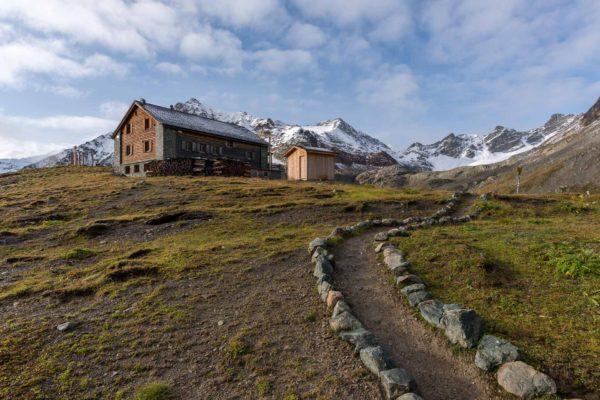 Aufwiedersehen Jenatschhütte