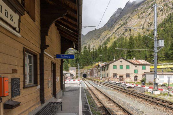 Bahnhof Spinas