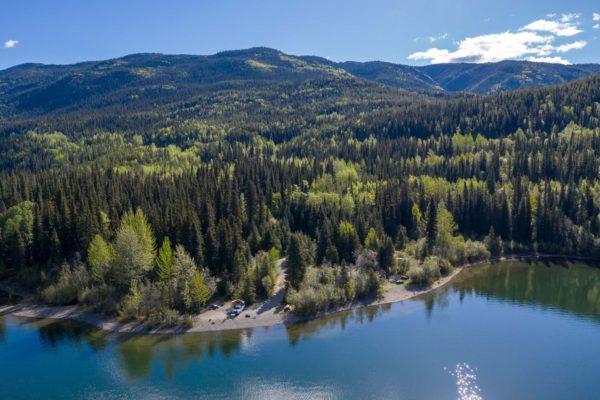 Dease Lake Recreation Site