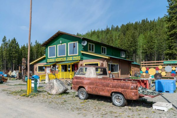 Cassiar Mountain Jade Store