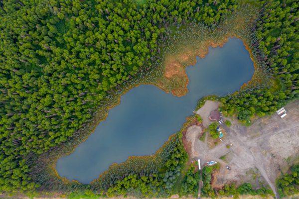 Woman Lake