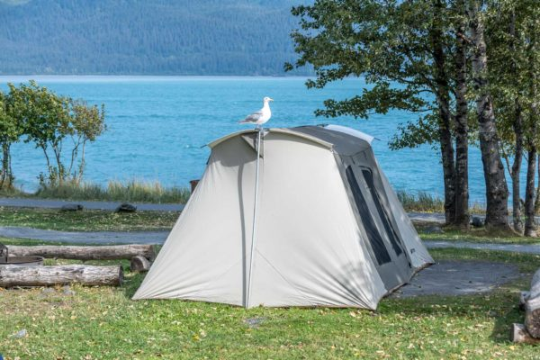Campingplatz in Seward