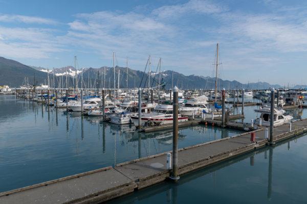 Hafen von Seward