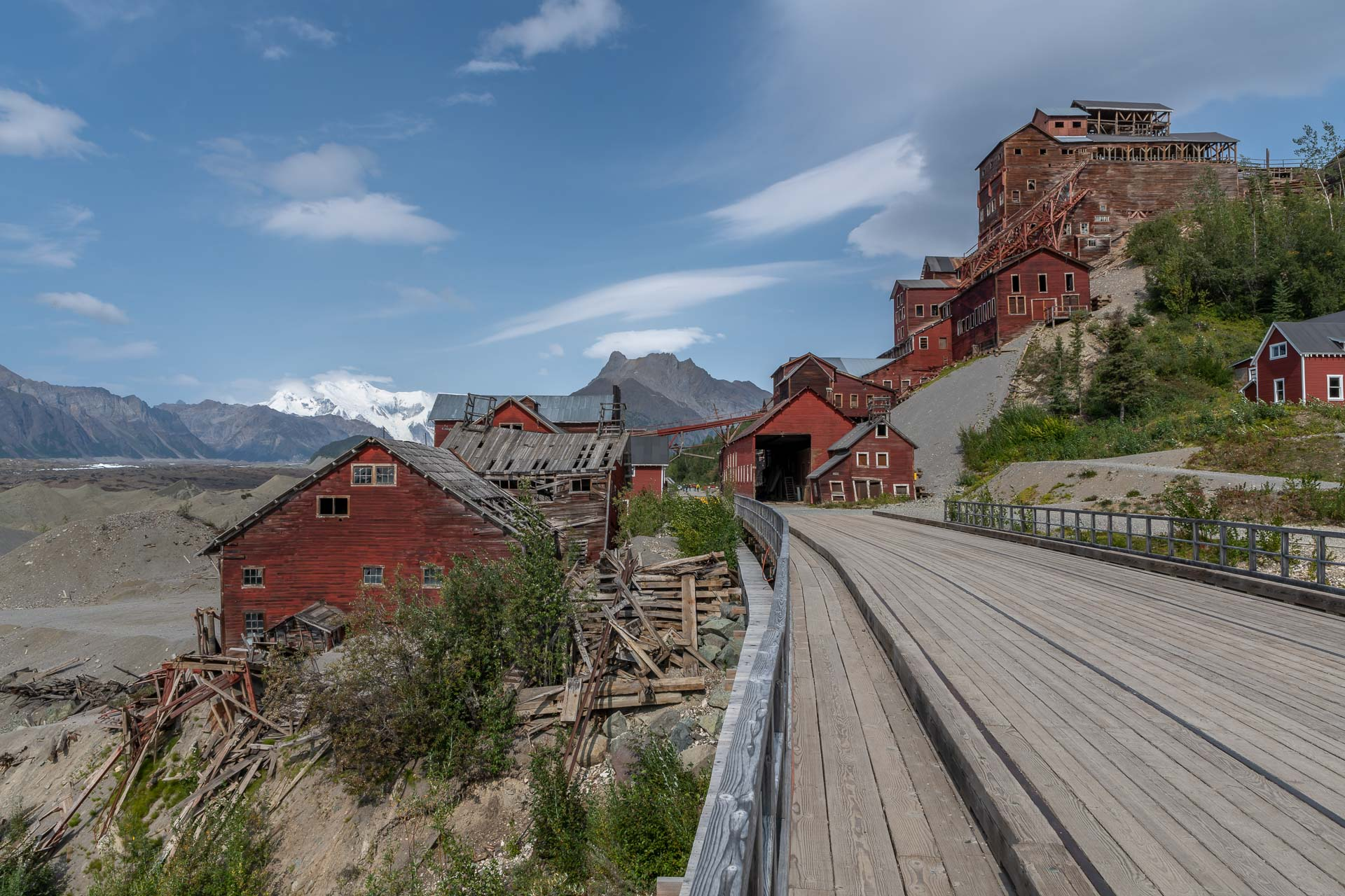 Kennecott Mines