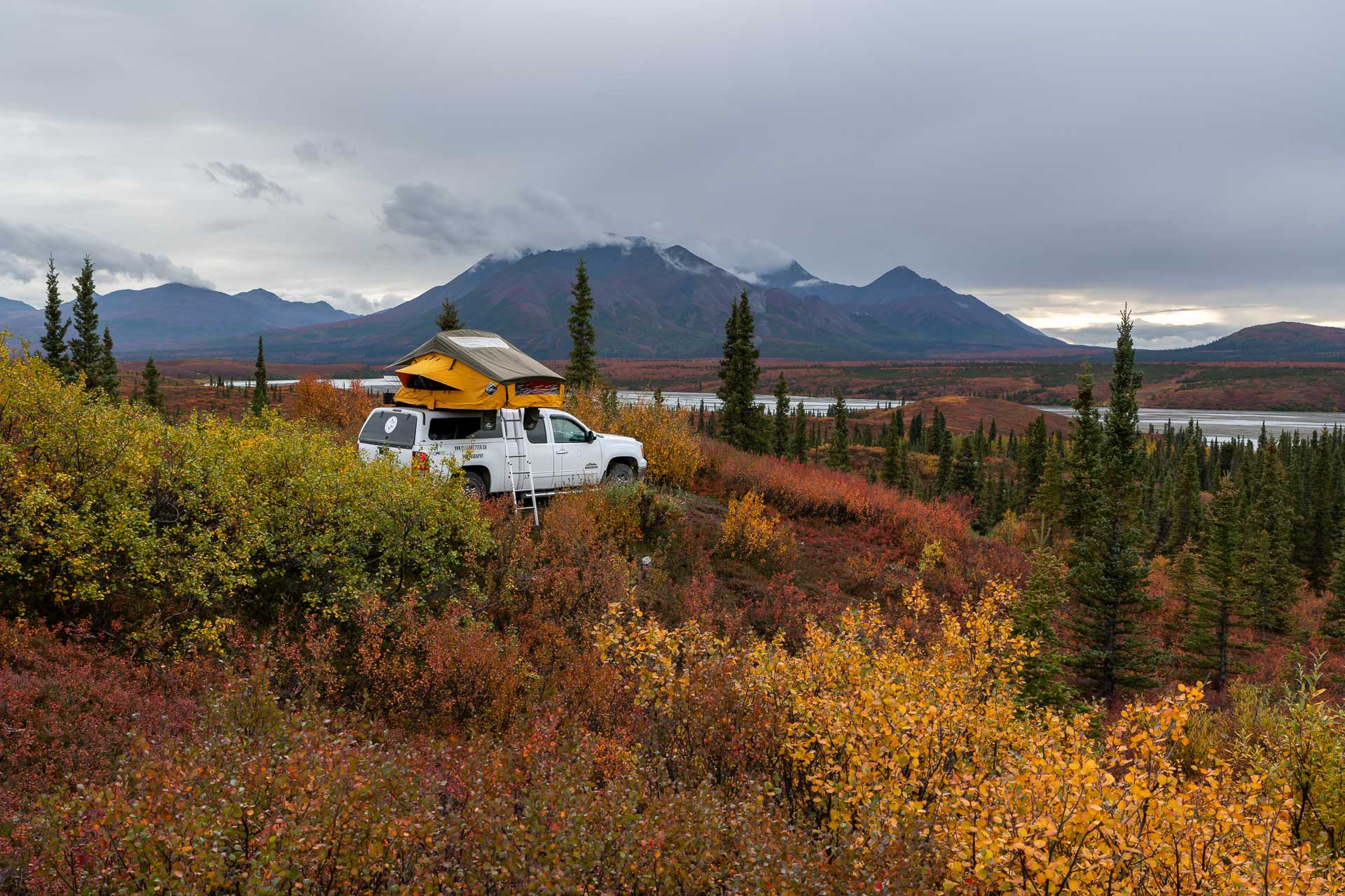 Der ideale Camping Platz