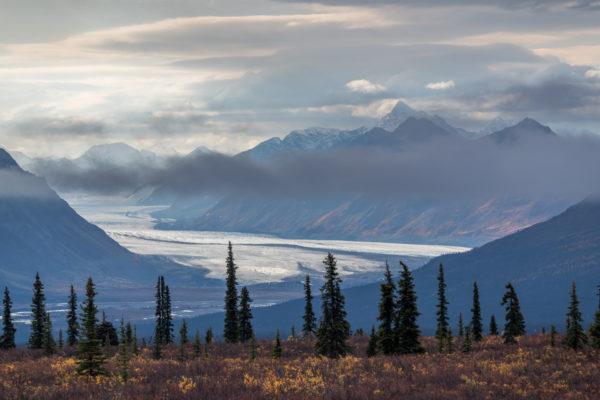 Matanuska Gletscher