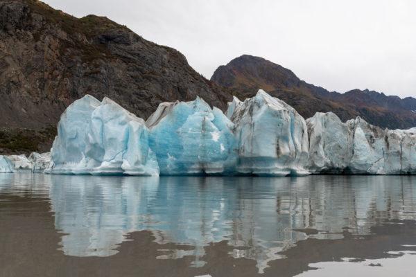 Packrafttour zum Gletscher