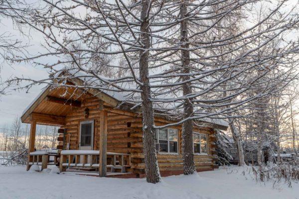 Das Cabin von Michaela