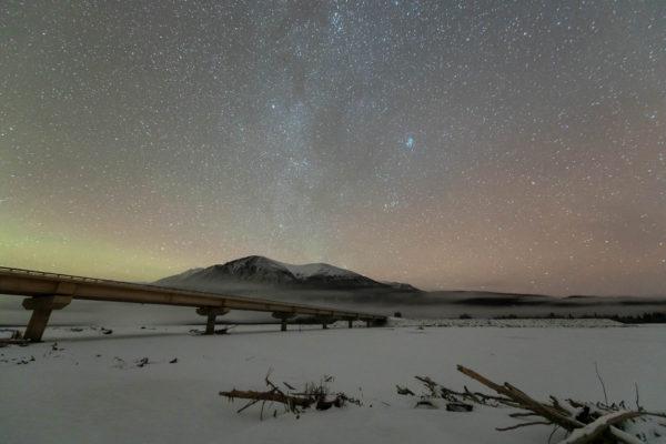 Sternen klare Nächte