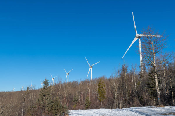 Bear Mountain Windpark