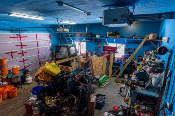 Garage, Werkstatt, Lagerraum