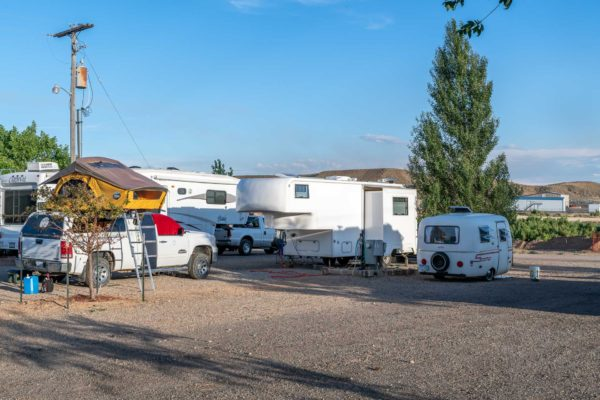RV Park Thompson Springs