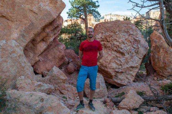 Elias im Bryce Canyon