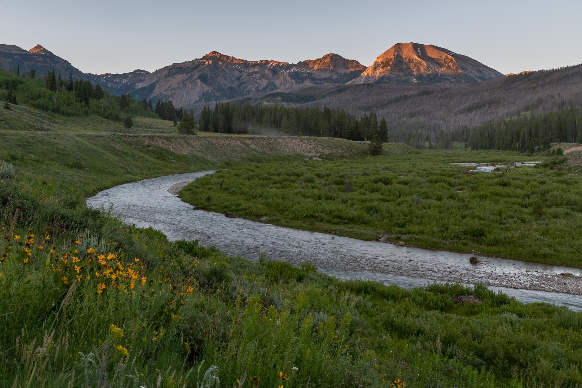 Grantie Creek