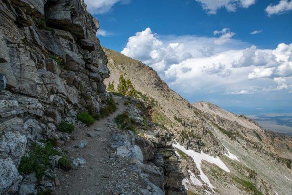 Buck Moutian Pass Trail