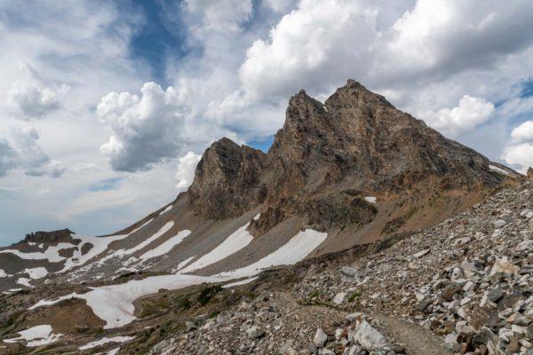 Buck Moutian Pass