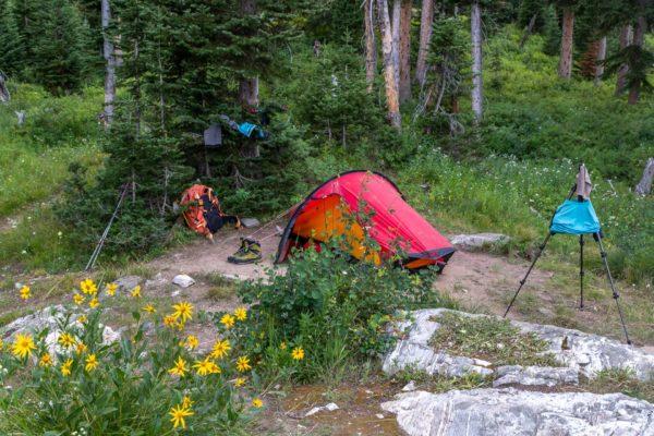 Paintbrush Canyon Camp